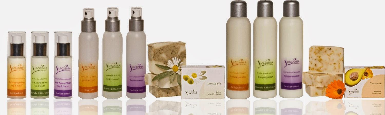 cosméticos de origen natural