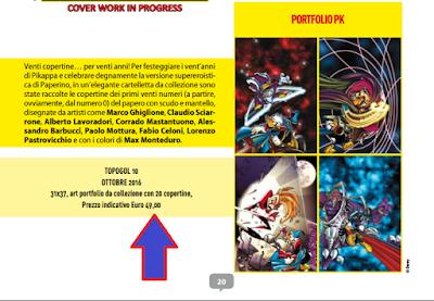 Portfolio PK prezzo