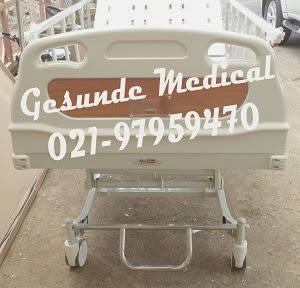 Bed Rumah Sakit ABS Otomatis