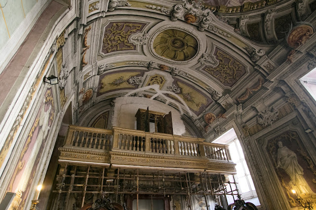 Congrega/Oratorio dell'Assunta-Complesso monumentale dei Girolamini-Napoli