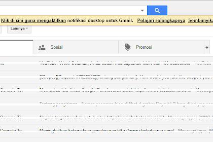 Cara Mengirim Gambar atau Lampiran di Gmail