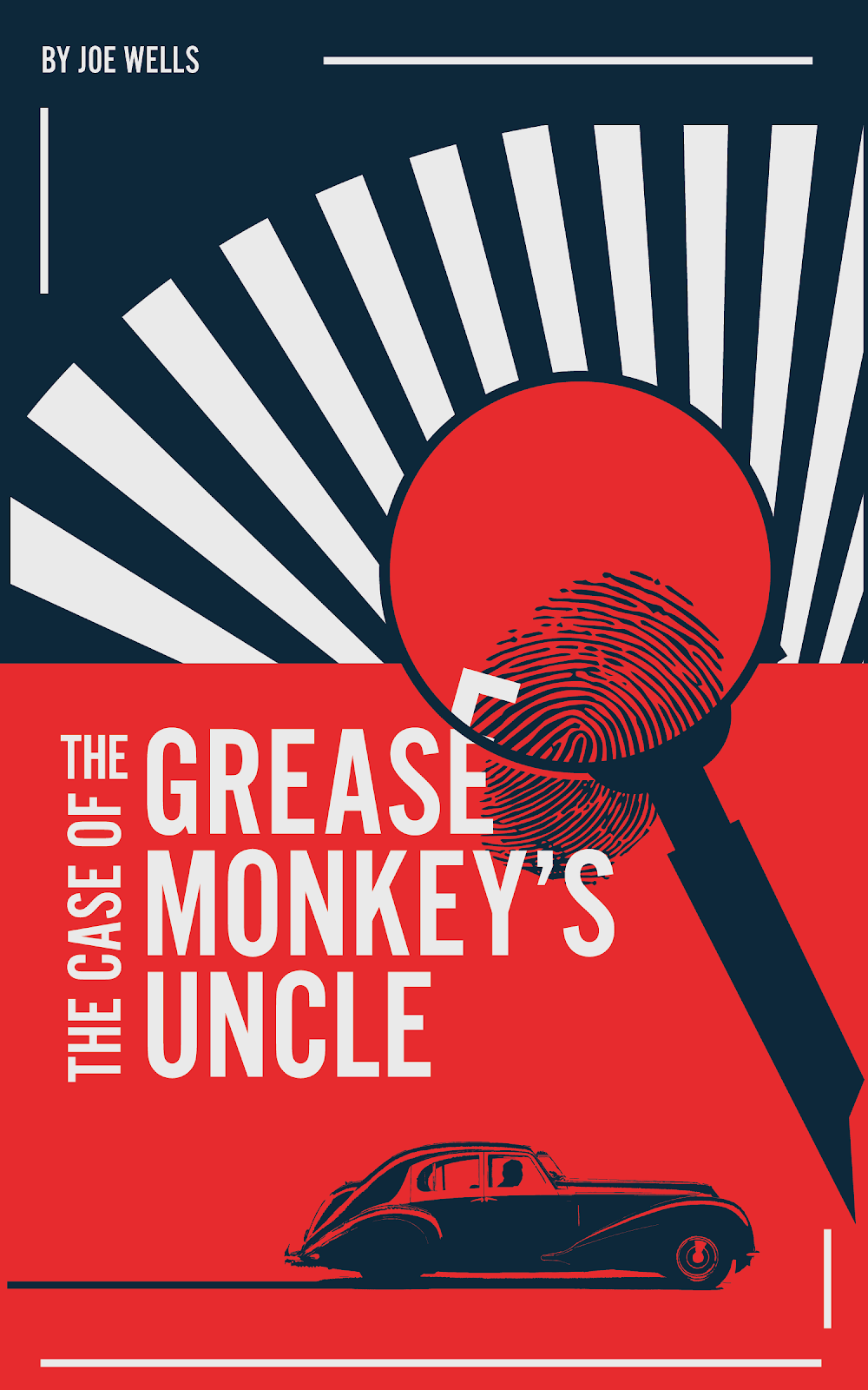 The Case of the Grease Monkey's Uncle.