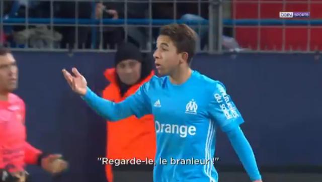 Quand Rudi Garcia insulte Maxime Lopez lors de Caen-OM