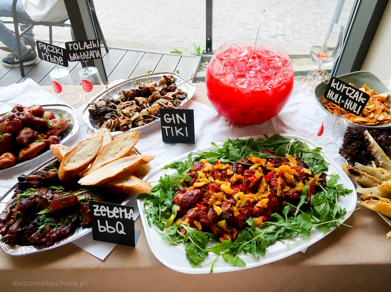 Wieczory Fiesta Firends w Marmolada Chleb i Kawa (Gdynia)