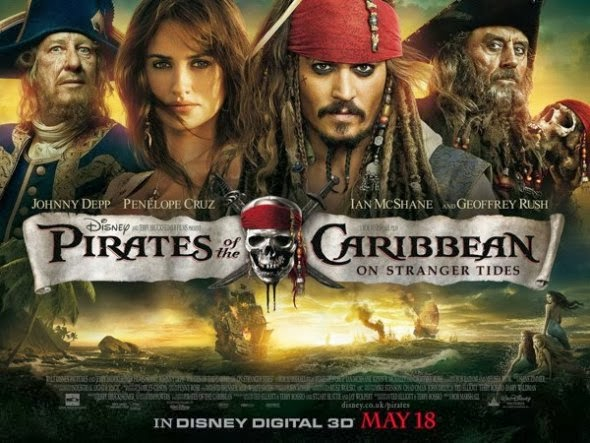 Hubbs Movie Reviews Pirates Of The Caribbean On Stranger Tides 2011