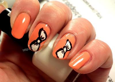 nail art, wzorki na paznokciach