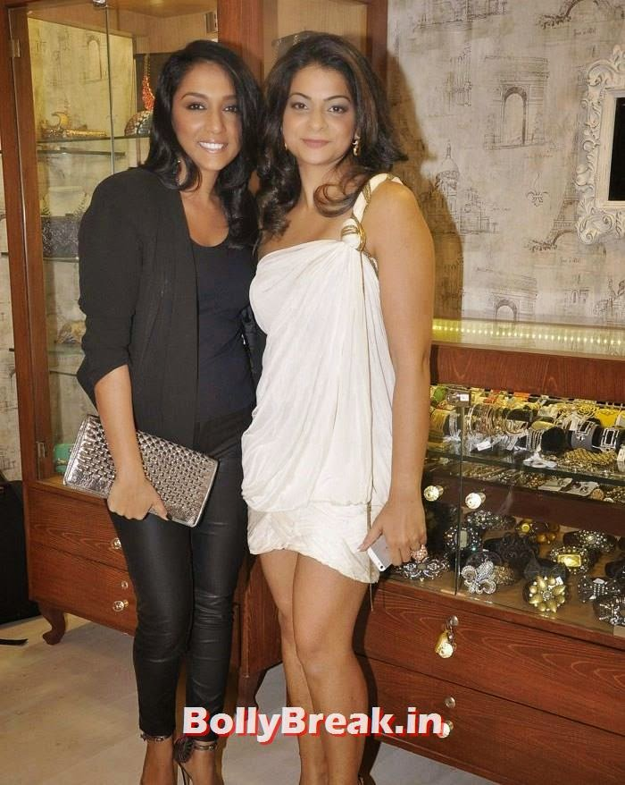 Shweta Salve, Bansri Mehta, Pics from Bansri Mehta Jewellery Lounge Preview