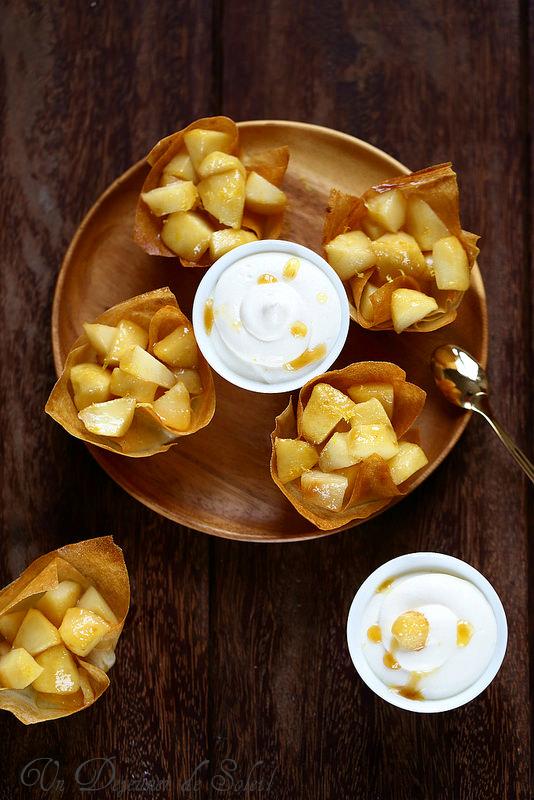 Pommes rôties au beurre de sirop d'érable et dix mallettes Top Chef à gagner !