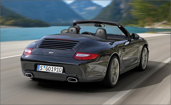 car 2012 porsche 911 black edition. Black Bedroom Furniture Sets. Home Design Ideas