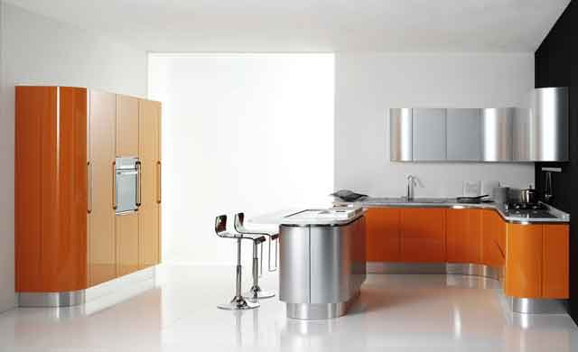 Contoh Interior Ruang Dapur dan Furniture  Desain Rumah