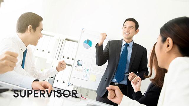 Pengertian Supervisor Tugas dan Tanggung Jawabnya