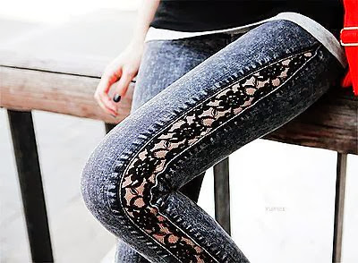 Style Up Your Look with Lace : DIY Fashion