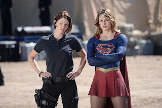 SUPERGIRL Gets Renewed For a Second Season, but...