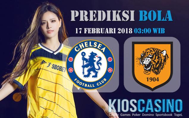 Prediksi Chelsea vs Hull City 17 Februari 2018