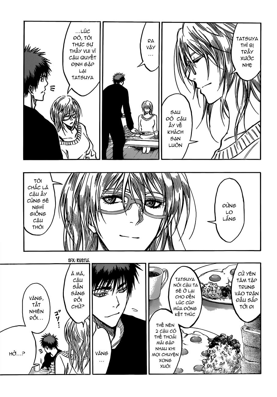 Kuroko No Basket chap 174 trang 3