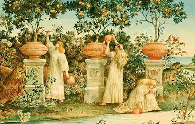 Garden of Hesperides Philippines short story T.D. Agcaoili