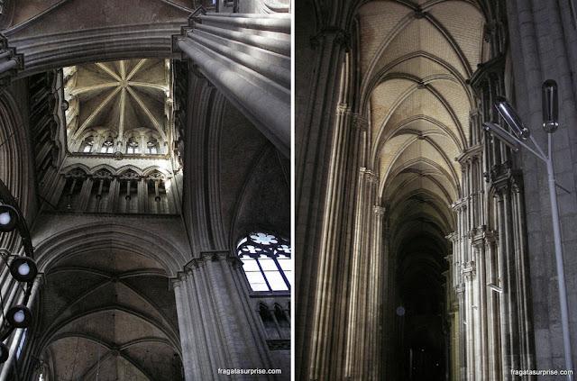 Catedral de Notre Dame de Rouen, Normandia