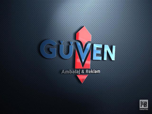 ambalaj reklam logo zemin tasarımı