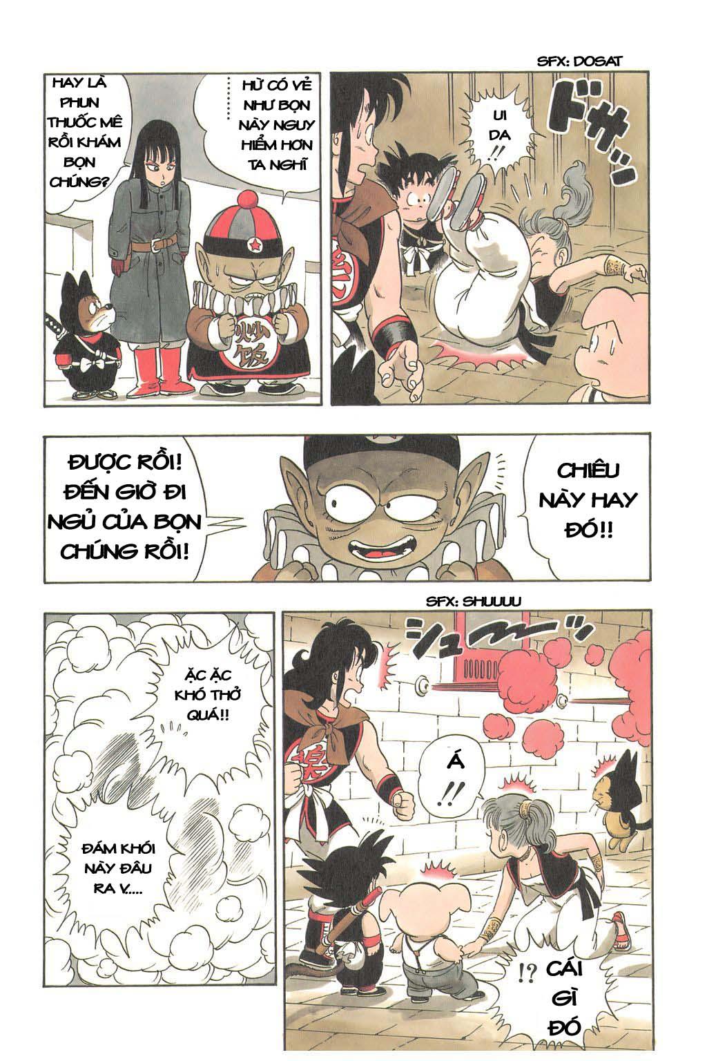 Dragon Ball chap 19 trang 9