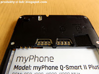 myPhone Q-Smart II Plus z Biedronki test