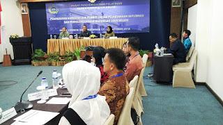 Pembukaan Pelatihan Peningkatan Kapasitas ASN di Mataram