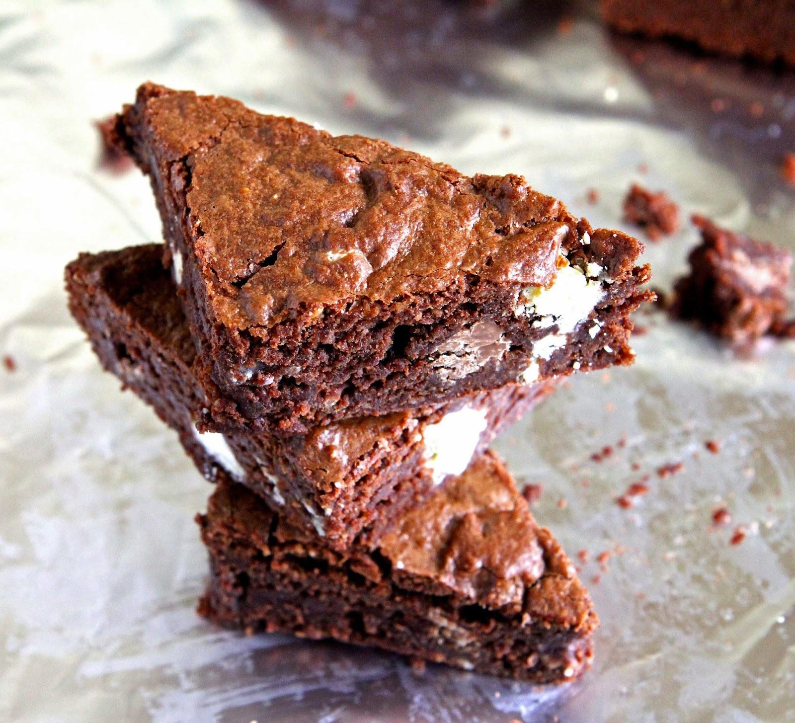 Toblerone Brownie Gluten Free