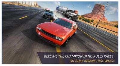 Download Game Balapan CarX Highway Racing APK v1.49.2