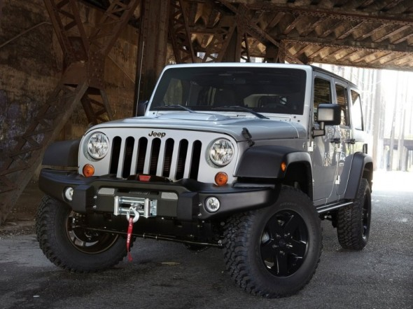 New Special Edition 2012 Wrangler Featured In Activision Publishingu0027s Most  Anticipated U201cCall Of Duty®u201d Game As Jeep® Brand And Activisio