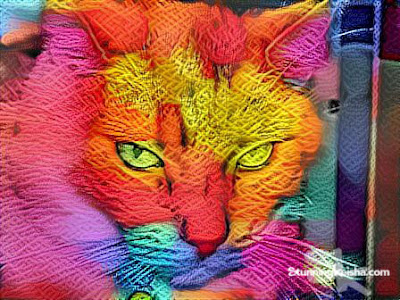 Rainbow Bridge Art for My Love