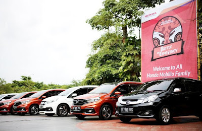 Honda Mobilio Battle of Efficiency
