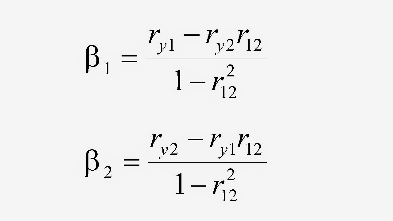 Regression with Multicollinearity Yields Multiple Sets of