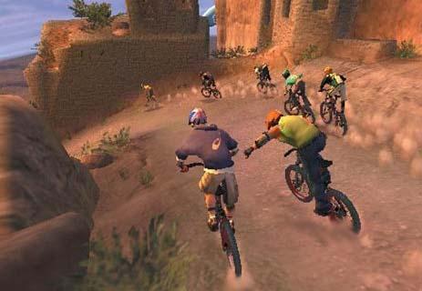 Downhill domination video