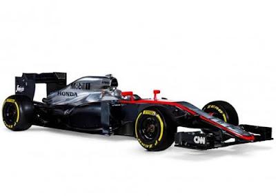 Mobil Balap McLaren