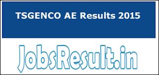 TSGENCO AE Results 2015