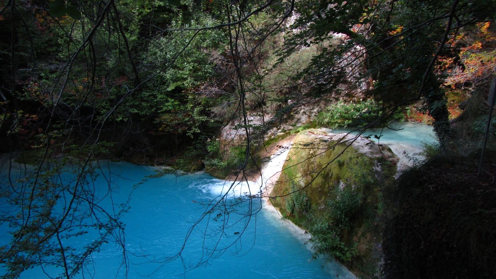 Turismo en Navarra, parque natural de urbasa