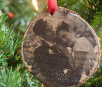 David Deusner DIY Holiday Ornament