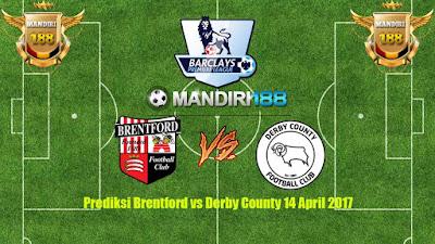 AGEN BOLA - Prediksi Brentford vs Derby County 14 April 2017