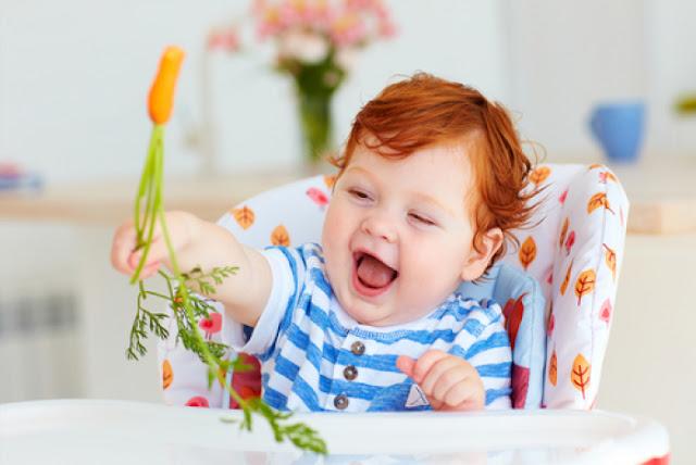 Có nên cho trẻ ăn bốc - Tầm quan trọng của việc ăn bốc đối với trẻ nhỏ