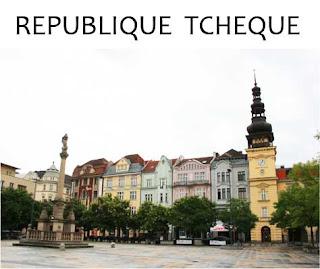 My Travel Background : Voyage Europe Tchequie