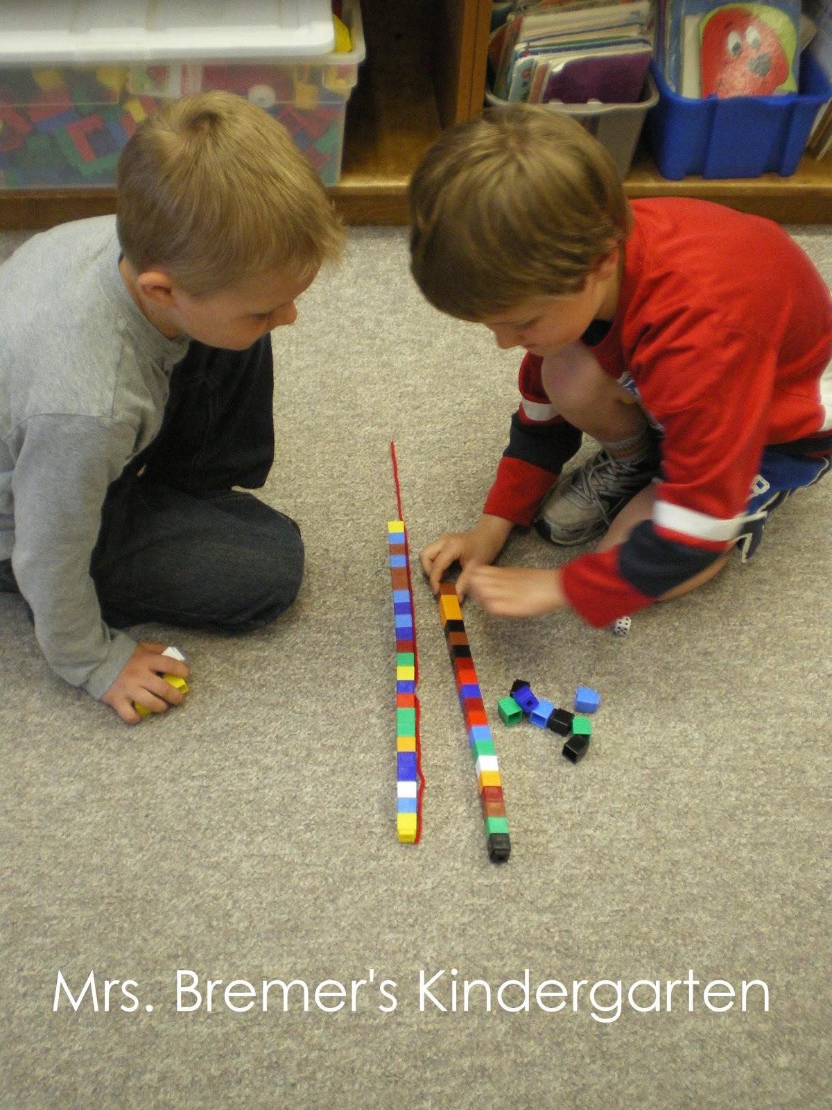 Mrs Bremer S Class Measurement Fun