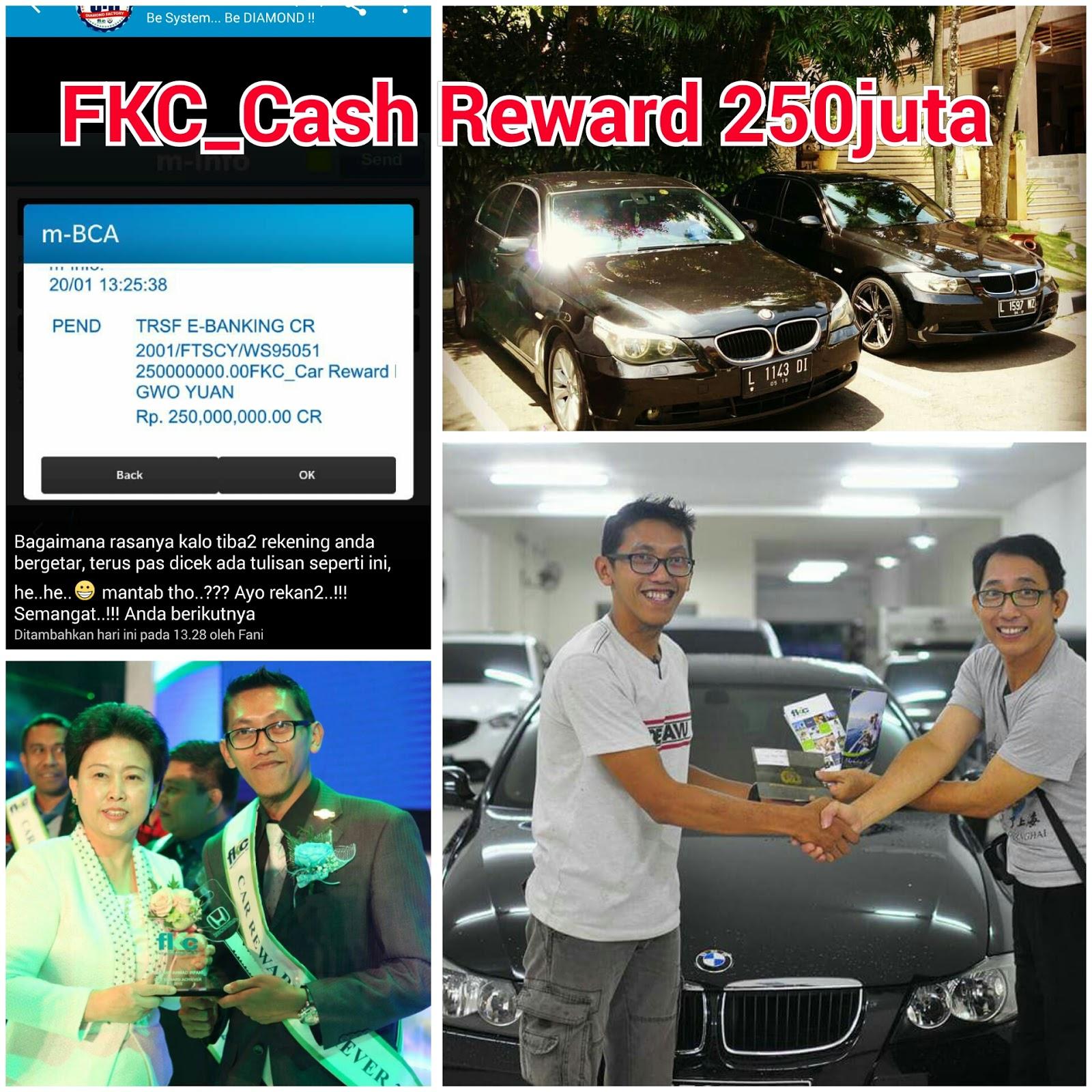 Bisnis Fkc Syariah - Reward Wildhan Ahmad Irfani
