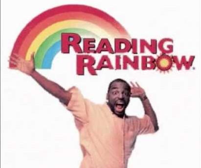 Lirik Lagu Reading Rainbow Theme Song Reading Rainbow Asli dan Lengkap Free Lyrics Song