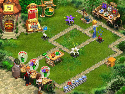 Flower Shop: Big City Break Full Version PC Game