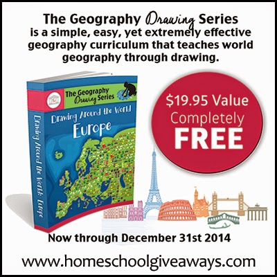Drawing Around the World: Europe - Free eBook!
