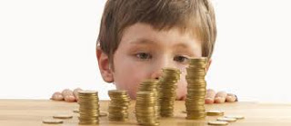 Kids need to learn early how to manage money