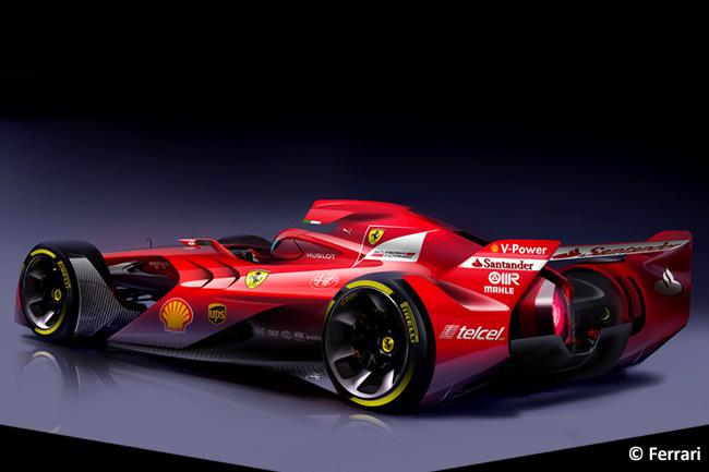 Fonds D Ecran Hd Fond D Ecran Ferrari F1 2017