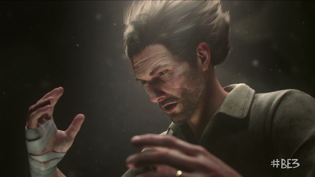 The Evil Within 2 male man protagonist