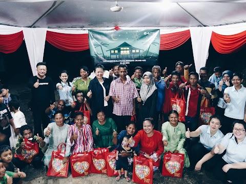 GENTING MALAYSIA ANJUR MAJLIS BERBUKA PUASA BERSAMA MASYARAKAT ORANG ASLI BENTONG