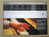 piano customizer setting