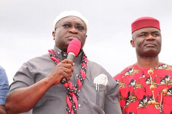 Abia Deputy Governor Commends Tenacity Of Governor Ikpeazu